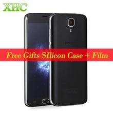 X9 Pro 5.5 pulgadas Smartphone DOOGEE IDENTIFICACIÓN de Huellas Dactilares Android 6.0 MTK6737 Quad Core 4G LTE Smartphone 2 GB + 16 GB Dual SIM Móvil teléfono