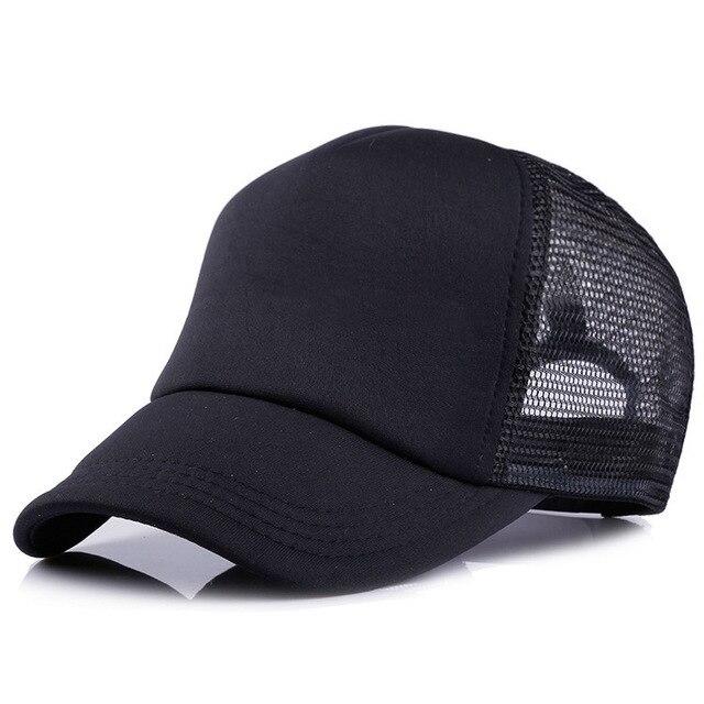 black black black Baseball net 5c64f225d8786