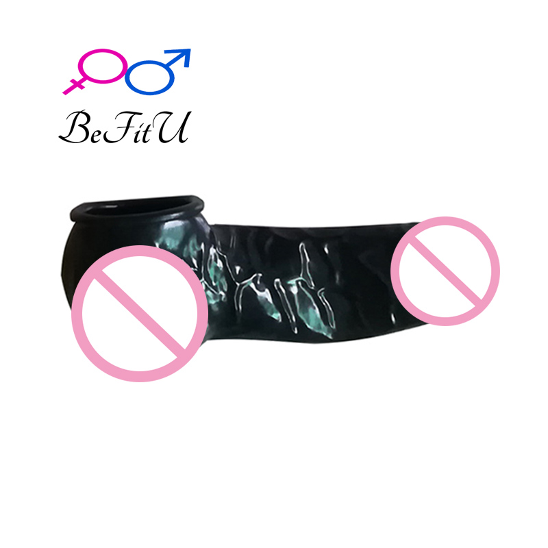 Latex  Sheath  Ball Condom Pants  Accessories