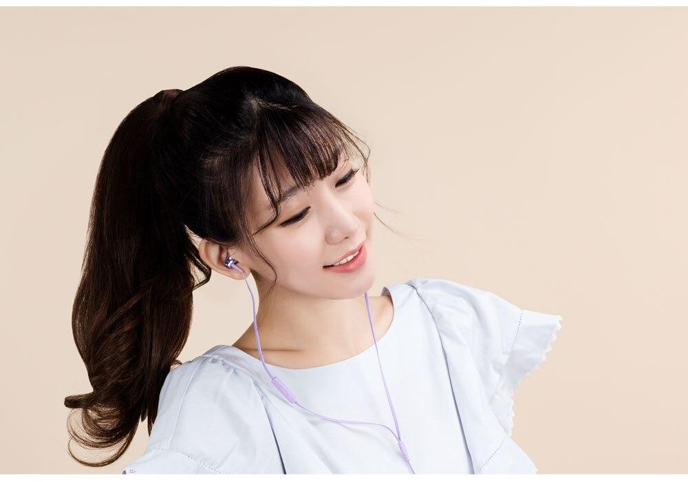 Mi Xiaomi Piston 3 Headphones In-Ear 3.5mm Colorful Headset Earphone With Mic Headset Basic Version Headphone Earphones (15)