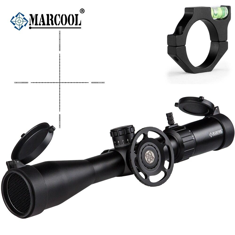 MARCOOL Airsoft Rifle Optics 4.5-18X44 SF Scope Mount polowanie luneta na zewnątrz akcesoria myśliwskie darmowawysyłka