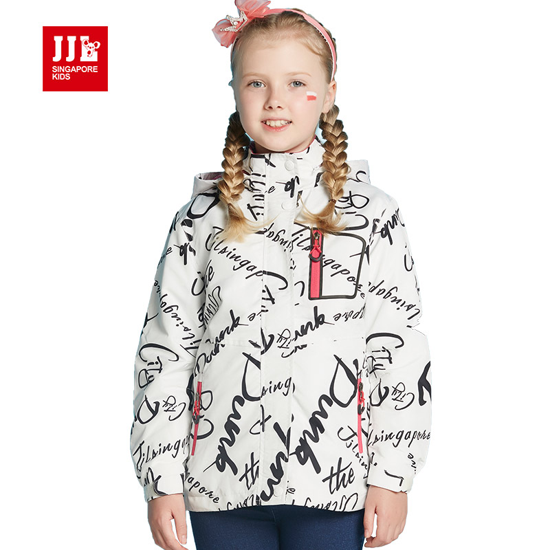 girls trench kids windbreaker girls jackets girls coats children clothing girls clothes 2016 winter kids coats kids jackets