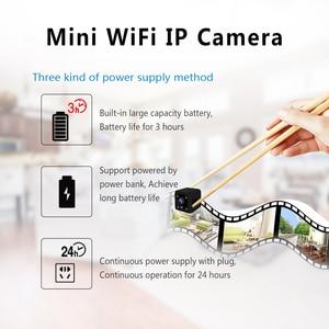 Image 2 - Mini Camera HD Camcorder IP Camera 1080P Sensor Night Vision WIFI Camera Remote Monitor small Camera Wireless Surveillance Cam