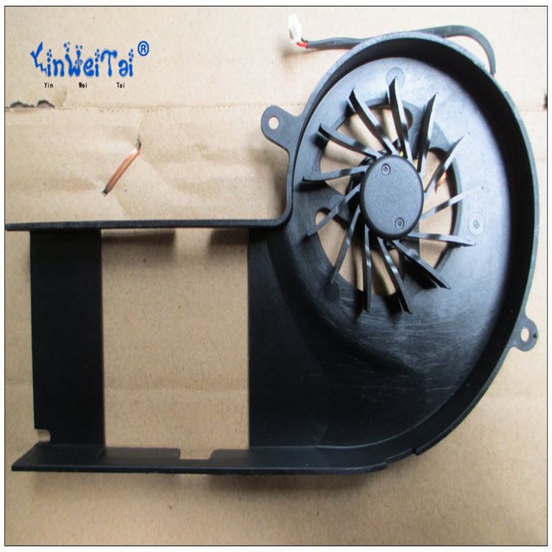 Z-one Fan Replacement for HP Gaming Pavilion 17-CD Series TPN-C142 CPU Cooling Fan 4-Wires 4-pins ND85C14-18K14