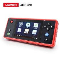 Оригинал старт Creader профессианальный CRP 229 crp229 OBD2 полный диагностический сканер Код обновления читатель интернет Wi-Fi Бесплатная доставка