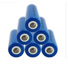 6pcs a lot 14500 battery 3.7V 1300mAh rechargeable li-ion battery 14500 liion battery for Led flashlight 14500 battery 14500