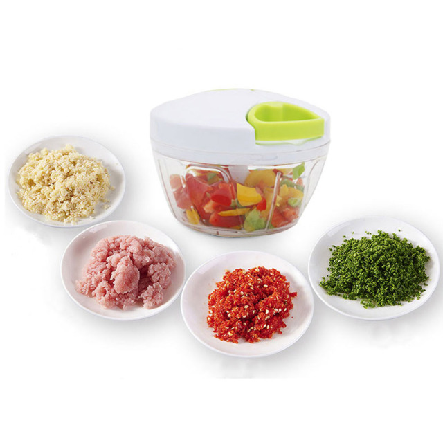 Manual Food Chopper Portable Grinder