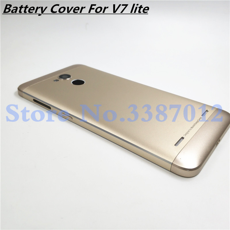 Battery Back Cover For ZTE Blade V7 lite battery back Housing Door Case Replacement Parts With LOGO