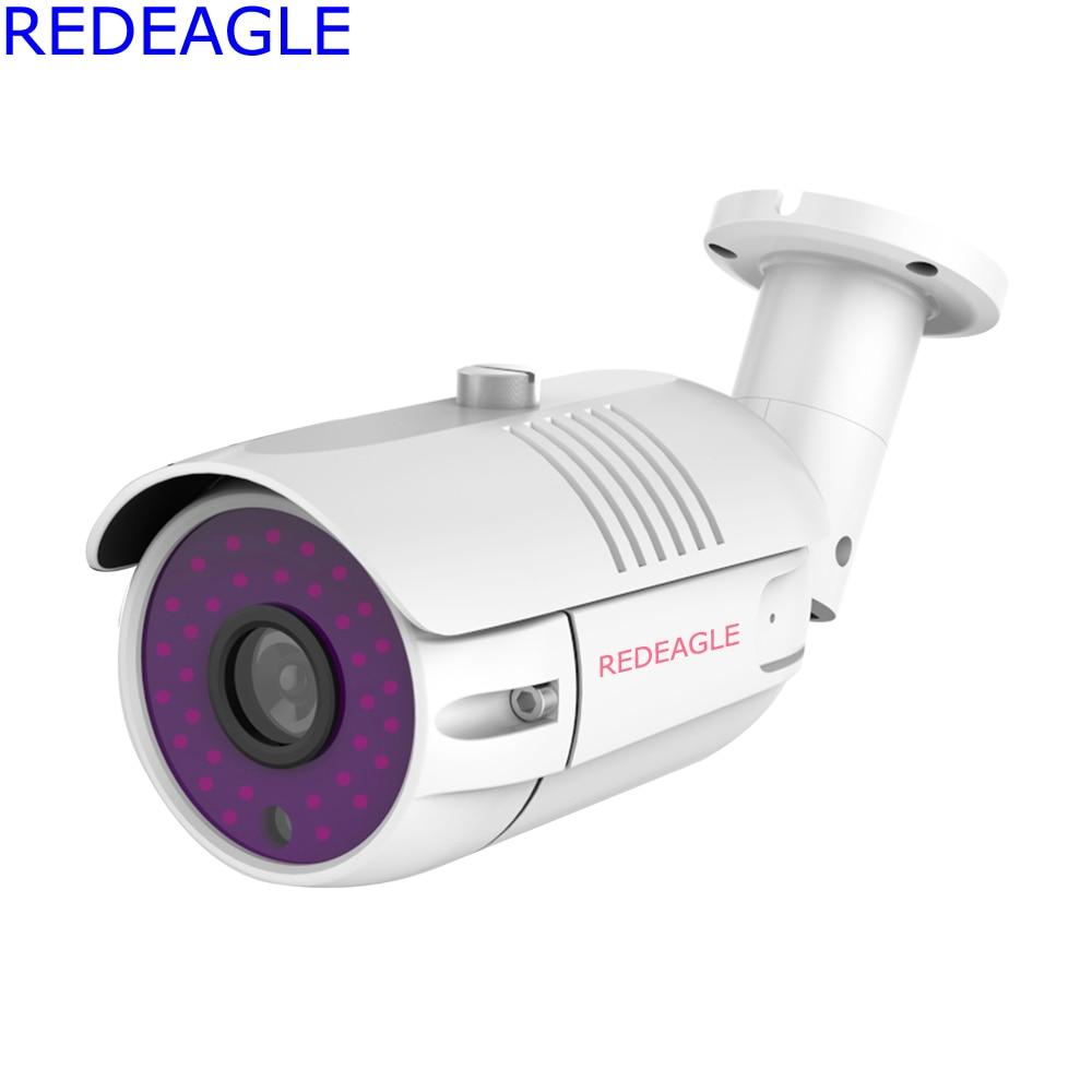 REDEAGLE 2MP Sony IMX323 Outdoor Waterproof 1080P AHD CCTV Camera 36PCS IR Bullet Video Surveillance 3D DNR Security Cameras