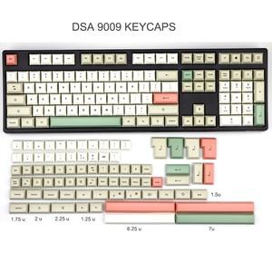 Image 1 - In Stock  PBT DSA 9009 Keycap Set dye subbed keycaps