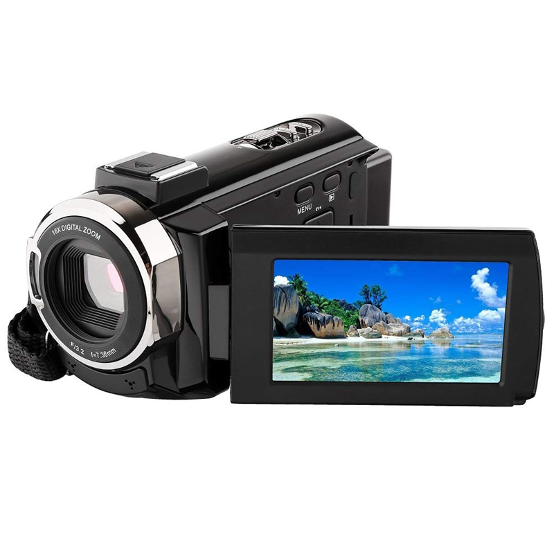 4K Camera Digital Camera Wi-Fi Wireless Transmission Digital Hd Camera,13 Million Pixels Can Be Used For Multiple Scenes Such image