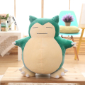 50cm Pokemon Plush Toy Snorlax Plush Cartoon Figure Doll Anime Soft Stuffed Animal Kid Toy Gift For Boy Christmas Gift