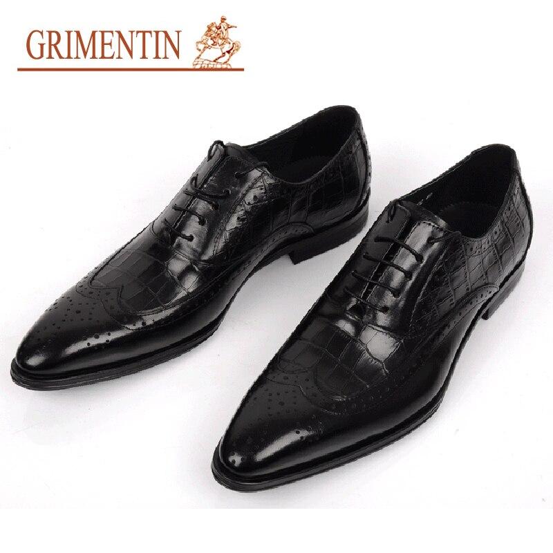 Crocodile Brand Formal Shoes