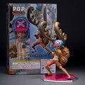 28cm ONE PIECE ONEPIECE Tony Tony Chopper PVC Action Figure Model Collectible Toys Dolls Anime Cartoon xmas gift
