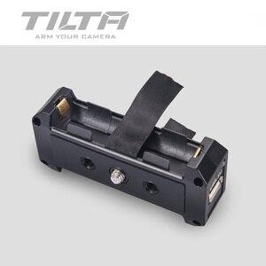 Image 2 - Tilta WLC T04 BP 18650 Batterij Voeding Plaat Holde Voor 18650 Batterij Voor Nucleus M Nucleus Nano Bmpcc 4K Kooi