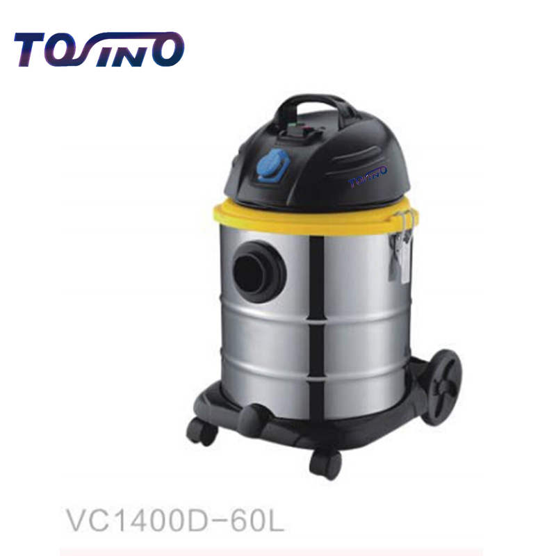 Novel Design Vacuum Cleaner VC1400D-60L of Drywall sander long uv lamp of wp601 accessories of vacuum cleaner