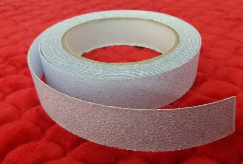 25mmx5m Waterproof Transparent Anti Slip Tape Non Skid