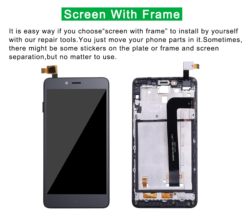 Display Touch Screen per Xiaomi Redmi Note 2 Note2 Phone 1920*1080 11