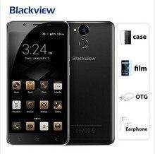 2017 neue blackview p2 lite 6000 mah 3 gb ram 32 gb rom mobilen telefon Fingerprint ID MTK6753 Octa-core 5,5 Zoll FHD 13MP Zelle telefon