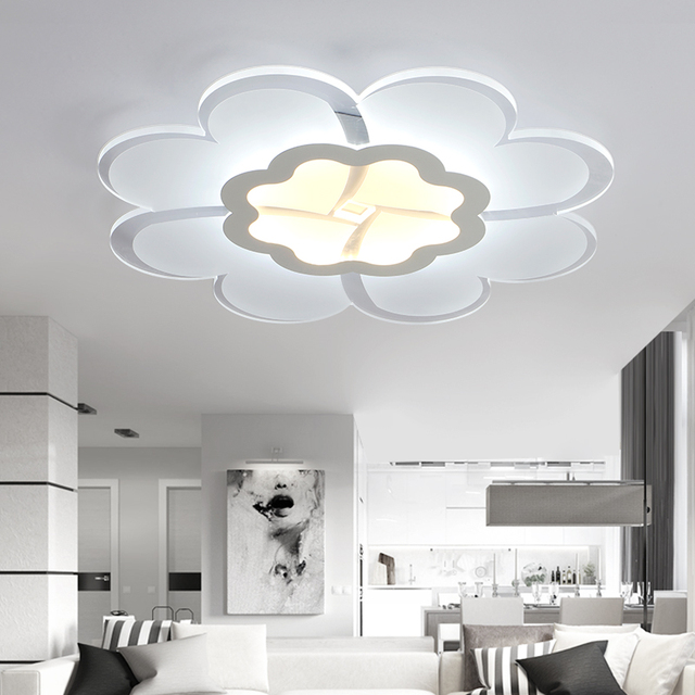 discount kids bedroom lighting fixtures ultra. Dimmable Led Ultra-thin Lumini Plafon For Living Room Bedroom Dining Light Home Lighting Discount Kids Fixtures Ultra C