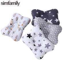 [Simfamily] Подушка для кормления ребенка, детская подушка, предотвращающая появление плоской головы, подушка для новорожденных, украшение детской комнаты 21x32 см