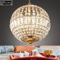 Блеск Rain Drop подвеска свет лампы современный k9 хрустальный шар светильник освещение светодио дный droplight для бара restuarant столовой