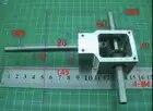 1 компл. Соотношение 90 градусов 1:1 Вал D: 8 мм Угол заднего хода спиральный конический редуктор
