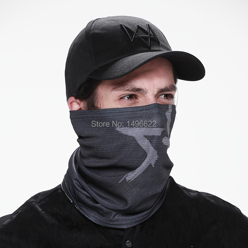 Watch Dogs Cosplay Accessories Aiden Mask
