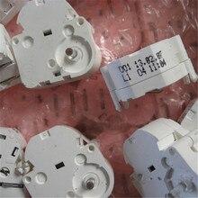 1 шт. VDO счетчик двигателя, автомобильный инструмент двигателя, шаговый двигатель, инструмент мотор прозрачный вал