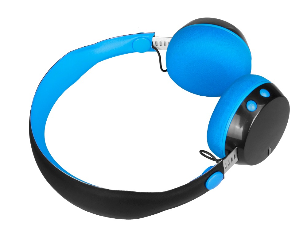 Bluetooth High Brass Headphone with Built in Microphone colorful Wireless bluetooth stereo headset for xiaomi Mac