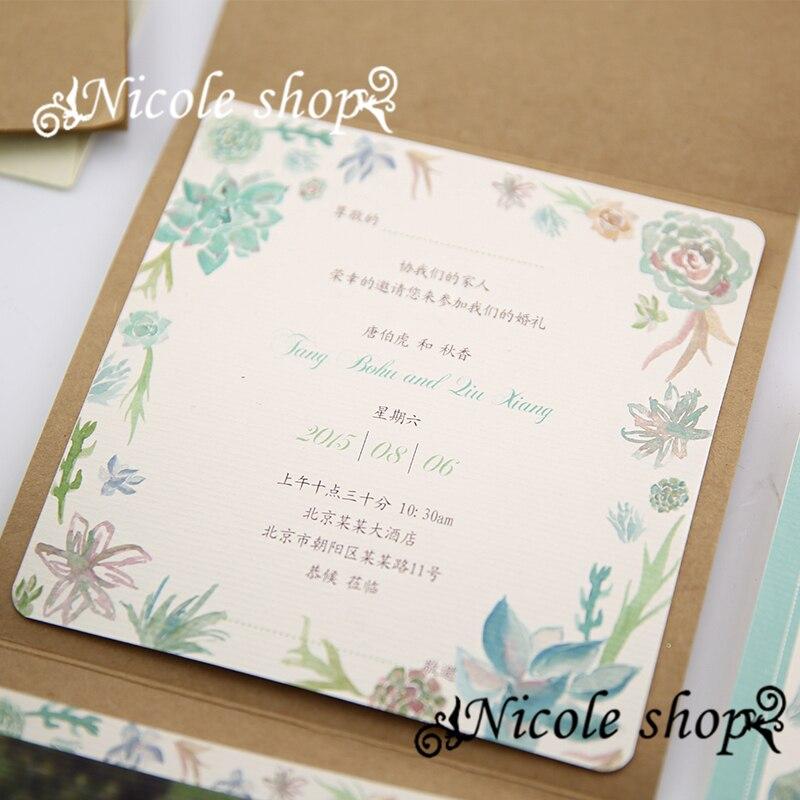 Aliexpress Buy Wedding Invitation Card tiffany blue Thank – Tiffany Blue Wedding Invitation