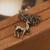 Atacado Mdiger Cervos Do Metal Pin Colar para Homens Terno Moda Jóias Broche Personalizado Camisa Collar Pin Broche Homens 10 Pçs/lote