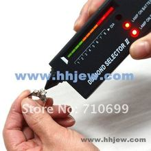High Quality Diamond Gemstone Tester Selector II with Ultraviolet Light , Jewelry Tools Diamond Tester