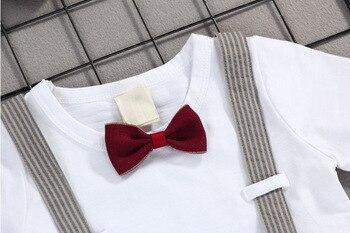 Gentleman Bow Clothes Set 3