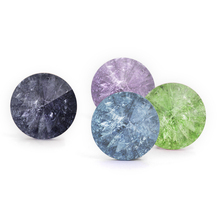 Crystal Stone Rivoli Ice Glass stone rhinestone Accessories for clothing Sew on dress decorations wed