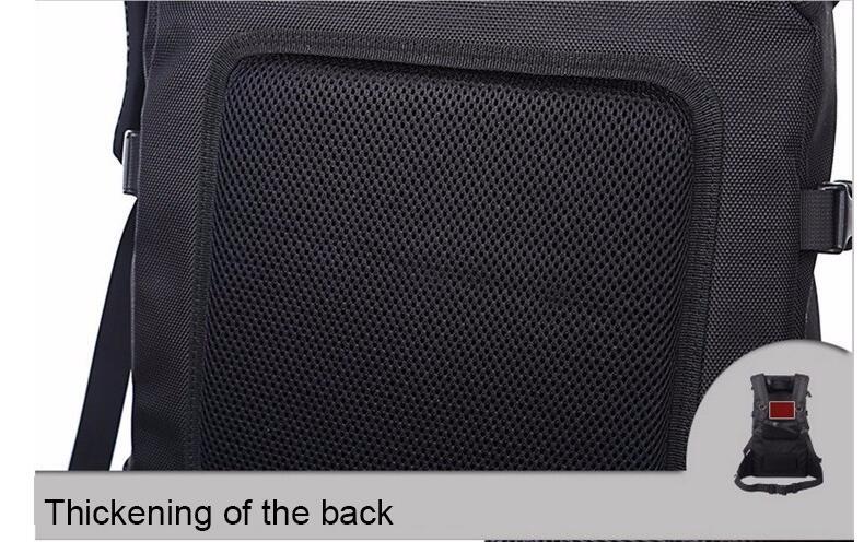 para mochila masculina bolsa de ombro saco