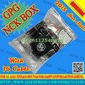 O mais novo vesion nck box para lg & alcatel & samsung & nokia & htc & xperia & zteflashing, reparação de software e desbloqueio with16cables pacote