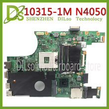 KEFU 10315-1M motherboard for dell inspiron 14 N4050 laptop motherboard HM67 original Test motherboard цена 2017