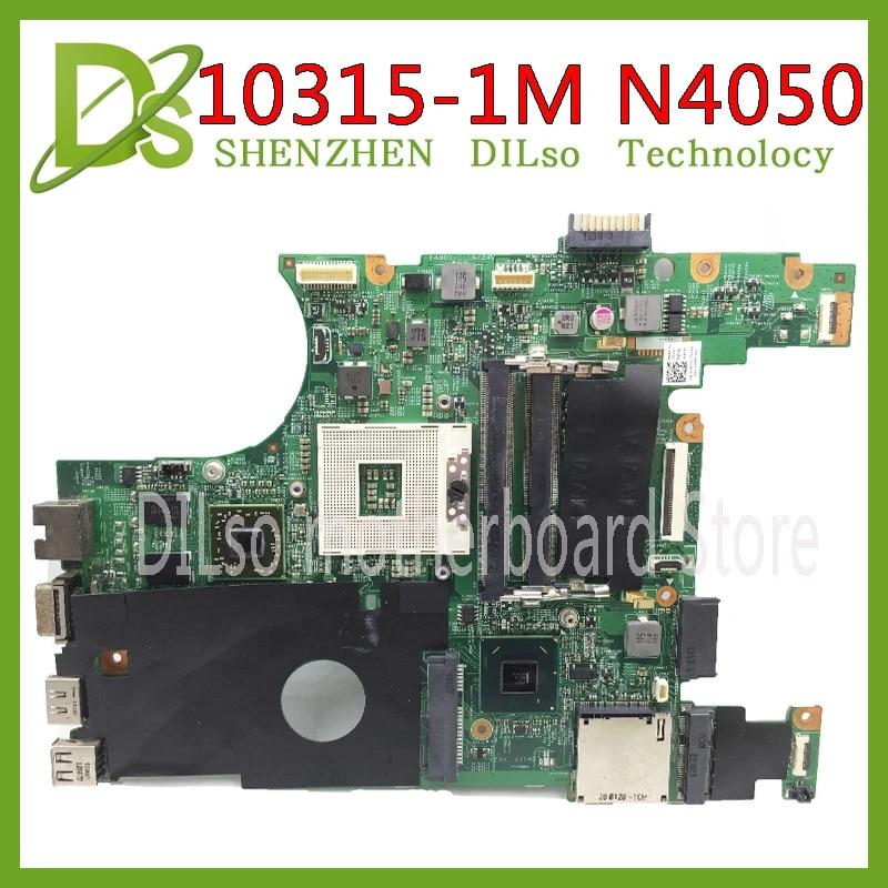 Kefu 10315 1m Motherboard For Dell Inspiron 14 N4050 Laptop Motherboard Hm67 Original Test Motherboard Motherboard Motherboard Motherboards For Laptopsmotherboard Test Aliexpress
