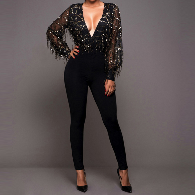 Online Get Cheap Sparkly Jumpsuits -Aliexpress.com   Alibaba Group