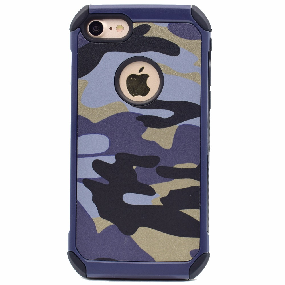 Cases For Samsung Galaxy S7 Edge J1 J2 J5 J7 2016 Case Military Camouflage Pattern TPU+PC Army Green Armor Frame Back Cover