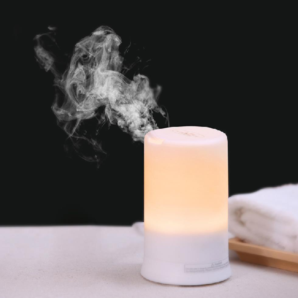 New aromatherapy diffuser ultrasonic humidifier nebulizer for Essential appliances for a new home