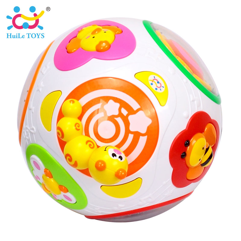 HUILE-TOYS-938-Baby-Toys-Toddler-Crawl-Toy-with-Music-Light-Teach-ShapeNumberAnimal-Kids-Early-Learning-Educational-Toy-Gift-3