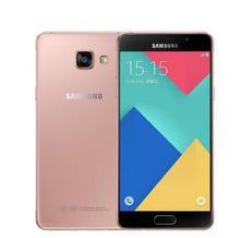 2016 Original Samsung Galaxy A5 A5100 Mobile Phone 2GB RAM 16GB ROM 5.2 inch Dual SIM 4G LTE Octa Core 13MP Camera Android OS5.1