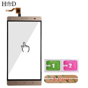 Image 4 - Передний сенсорный экран для мобильного телефона Lenovo PHAB 2 Plus, сенсорный экран, переднее стекло, дигитайзер, сенсорная панель, сенсорный экран, клейкие инструменты