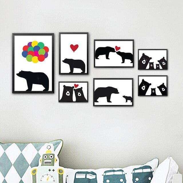 Lil Man Cave Poster , Nursery prints, Printable Scandinavian Nursery ...