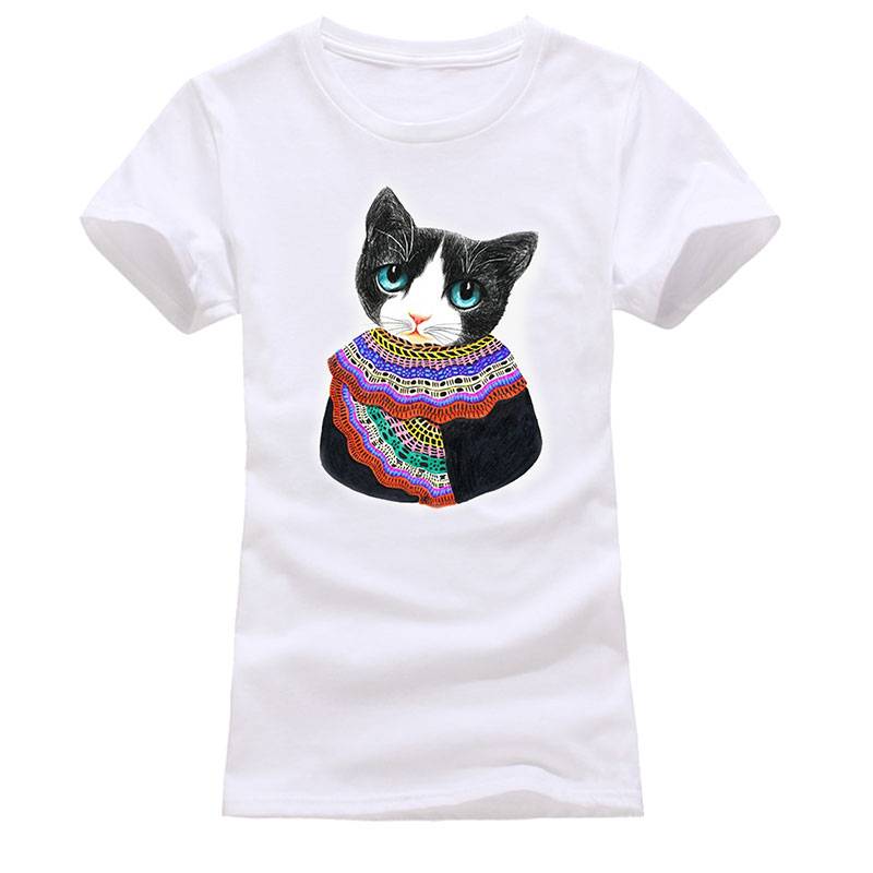 Модные футболки с мультяшками
