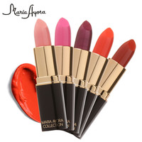 FOCALLURE Brand Makeup Lipstick Matte Lipsticker Waterproof Long Lasting Easy To Wear Cosmetic Nude Makeup Lips