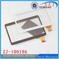 Original 10.6 '' pulgadas de pantalla táctil capacitiva para ZJ-10019A negro ZJ 10019A para Samsung A3LGTP1000 Touch panel envío gratis
