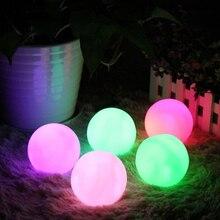 7 צבע 3D הדפסת LED מנורת אור האדמה יופיטר בית תפאורה מתנה שינה דקור מצב רוח מנורת לילה אור שינוי צבעוני